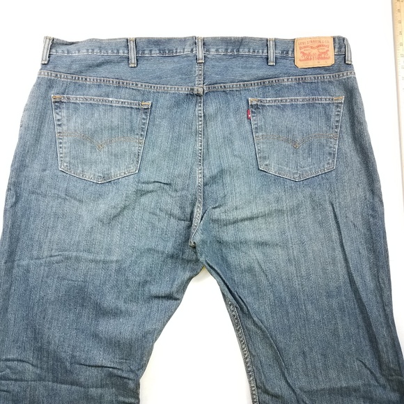 Levi's Other - Levi's 559 Straight Fit Jeans 52x29